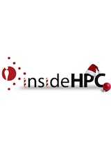 insideHPC Logo Wallpaper