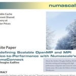 Interview & Whitepaper: How Numascale Builds Shared Memory Clusters