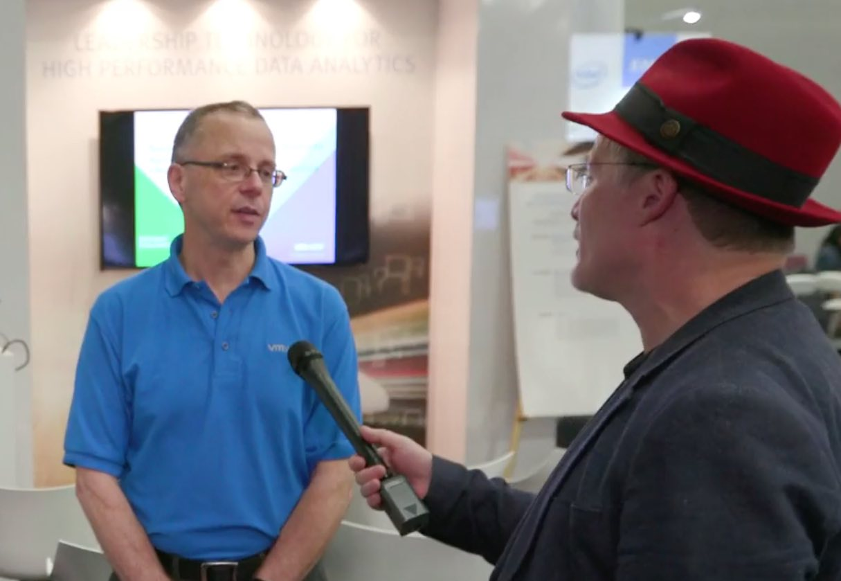Video: VMware HPC Virtualization Enables Research as Service