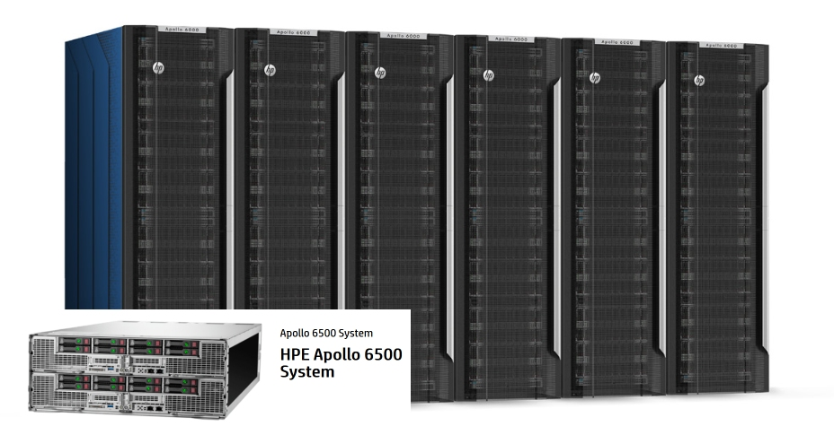 HPE Solutions for Deep Learning