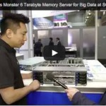 Quanta Showcases Monster 6 Terabyte Memory Server for Big Data at SC14