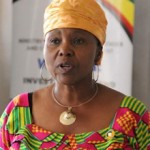 Oppah Muchinguri, Zimbabwe's Minister of Higher and Tertiary Science and Technology Development
