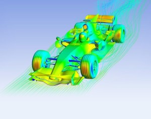 Red Bull Racing Speeds Simulation with ANSYS - insideHPC
