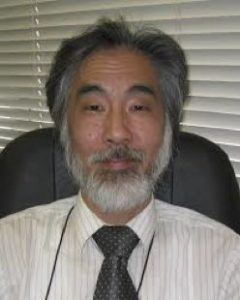 Professor Nakashima (photo courtesy Kyoto University