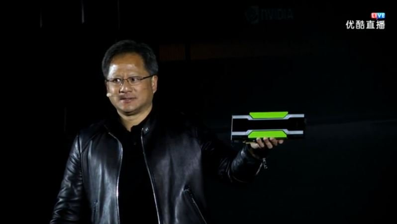 """The world's first GPU design for inferencing."" - Jen-Hsun introduces Tesla P40 for deep learning at GTC China."