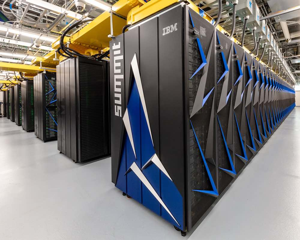 Providentia Worldwide Builds Intelligence into Summit Supercomputer