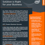 Why an HPC Solution is Right for your Business